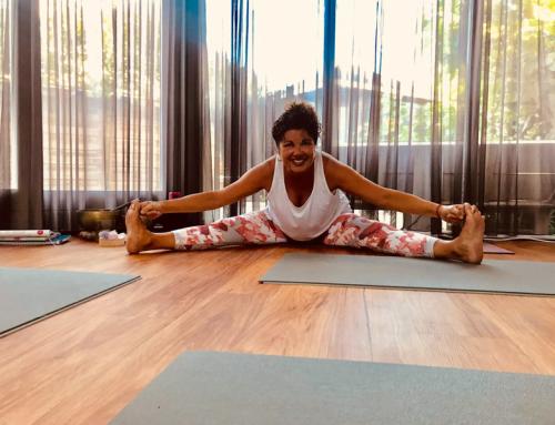 Veilig Yoga beoefenen