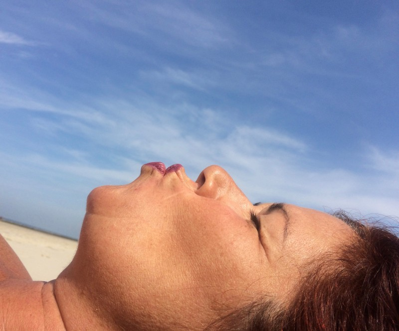 Veranderende kleine stapjes door yoga gewoontes