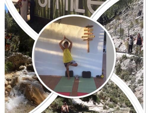 Yoga retreat 2019 – Wij zijn begonnen!!!